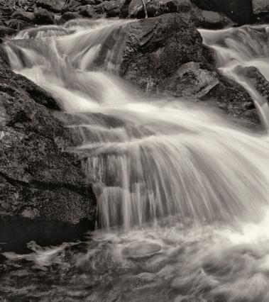 Spruce Flat Falls II